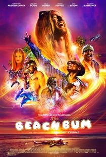 The Beach Bum - Poster / Capa / Cartaz - Oficial 1