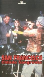 San Francisco - Cidade Sangrenta - Poster / Capa / Cartaz - Oficial 1