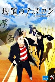 Sakamichi no Apollon - Poster / Capa / Cartaz - Oficial 3