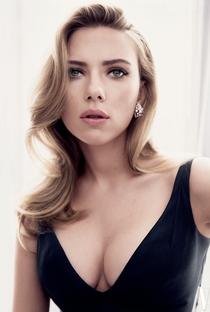 Scarlett Johansson - Poster / Capa / Cartaz - Oficial 1
