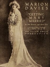 Getting Mary Married - Poster / Capa / Cartaz - Oficial 1