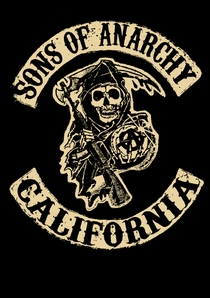 Sons of Anarchy (5ª Temporada) - Poster / Capa / Cartaz - Oficial 2