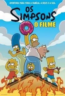 Os Simpsons: O Filme - Poster / Capa / Cartaz - Oficial 1