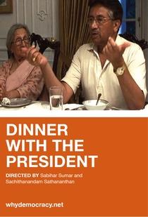 Jantar com o Presidente - Poster / Capa / Cartaz - Oficial 3