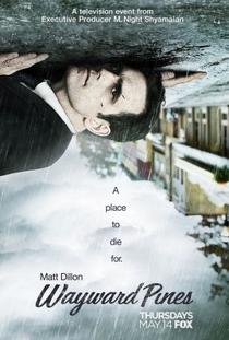 Wayward Pines (1ª Temporada) - Poster / Capa / Cartaz - Oficial 2