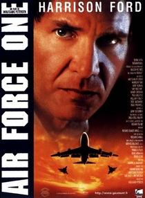 Força Aérea Um - Poster / Capa / Cartaz - Oficial 1