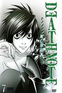 Death Note (2ª Temporada) - Poster / Capa / Cartaz - Oficial 26