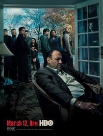 Família Soprano (6ª Temporada) - Poster / Capa / Cartaz - Oficial 2