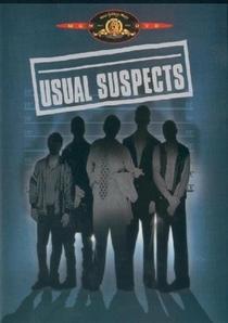 Os Suspeitos - Poster / Capa / Cartaz - Oficial 2