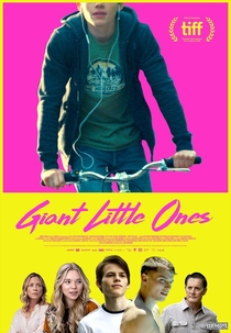 Giant Little Ones - Poster / Capa / Cartaz - Oficial 1