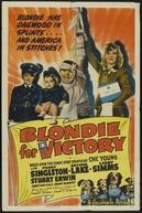 Esposas em Pé de Guerra (Blondie for Victory)