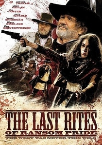 The Last Rites of Ransom Pride - Poster / Capa / Cartaz - Oficial 1