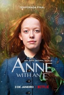 Anne com um E (3ª Temporada) - Poster / Capa / Cartaz - Oficial 1
