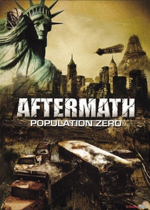 Aftermath: Population Zero - Poster / Capa / Cartaz - Oficial 1