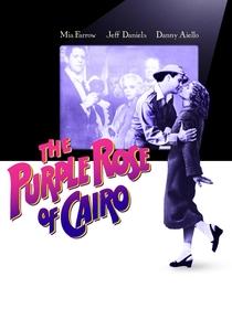 A Rosa Púrpura do Cairo - Poster / Capa / Cartaz - Oficial 5