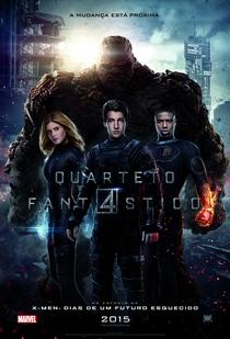 Quarteto Fantástico - Poster / Capa / Cartaz - Oficial 4