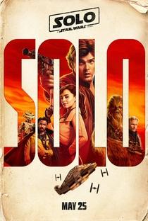 Han Solo: Uma História Star Wars - Poster / Capa / Cartaz - Oficial 12