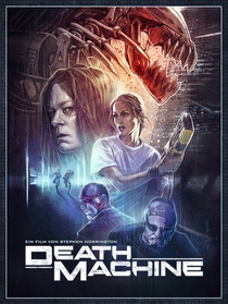 A Máquina da Morte - Poster / Capa / Cartaz - Oficial 3