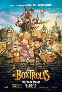 Os Boxtrolls - Poster / Capa / Cartaz - Oficial 4