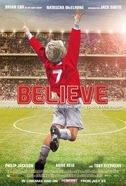 Believe - Poster / Capa / Cartaz - Oficial 1