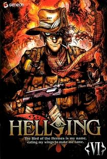 Hellsing Ultimate - Poster / Capa / Cartaz - Oficial 11