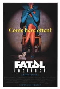 Distração Fatal - Poster / Capa / Cartaz - Oficial 1