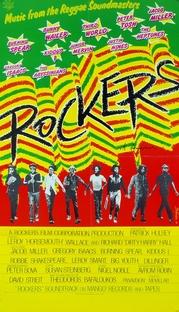 Rockers The Movie - Poster / Capa / Cartaz - Oficial 2