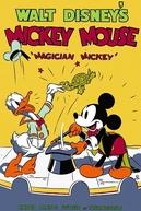 Mickey e o Mágico (Magician Mickey)