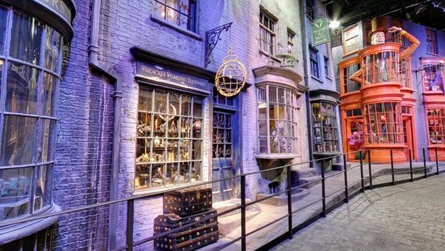 [Harry Potter] Agora você pode visitar o Beco Diagonal pelo Google Street View | Caco na Cuca