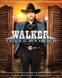 Walker, Texas Ranger (6ª Temporada) - Poster / Capa / Cartaz - Oficial 1