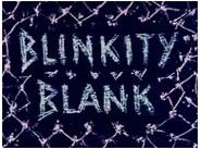 Blinkity Blank - Poster / Capa / Cartaz - Oficial 2