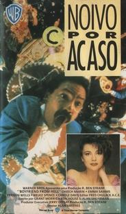 Um Noivo por Acaso - Poster / Capa / Cartaz - Oficial 2