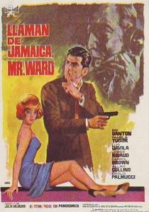 Llaman de Jamaica, Mr. Ward - Poster / Capa / Cartaz - Oficial 1
