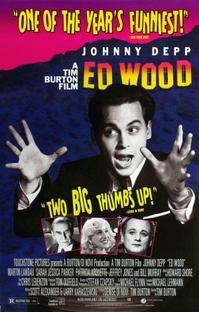 Ed Wood - Poster / Capa / Cartaz - Oficial 3