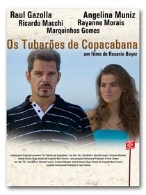 Os Tubarões de Copacabana - Poster / Capa / Cartaz - Oficial 1