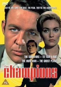 The Champions  - Poster / Capa / Cartaz - Oficial 1