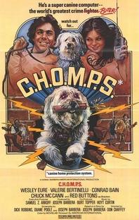 Chomps - O Cachorro Eletrônico - Poster / Capa / Cartaz - Oficial 1