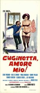 Cuginetta... amore mio! - Poster / Capa / Cartaz - Oficial 1