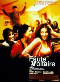 A Culpa é de Voltaire - Poster / Capa / Cartaz - Oficial 1
