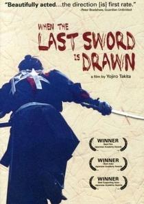 A Última Espada - Poster / Capa / Cartaz - Oficial 1