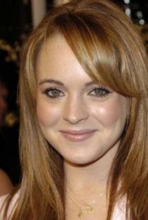 Lindsay Lohan - Poster / Capa / Cartaz - Oficial 15
