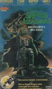 A Vingança dos Sapos Assassinos - Poster / Capa / Cartaz - Oficial 2
