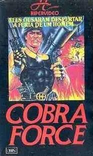 Cobra Force - Poster / Capa / Cartaz - Oficial 1