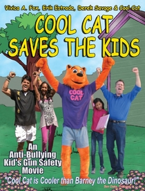 Cool Cat Saves the Kids - Poster / Capa / Cartaz - Oficial 1