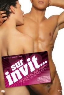Sur invit... - Poster / Capa / Cartaz - Oficial 1