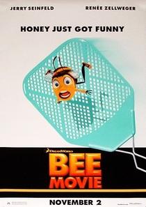 Bee Movie - A História de uma Abelha - Poster / Capa / Cartaz - Oficial 4