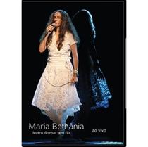 Maria Bethânia - Dentro do mar tem rio - Poster / Capa / Cartaz - Oficial 1