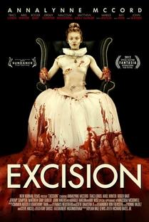 Excision - Poster / Capa / Cartaz - Oficial 1