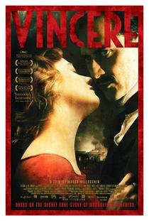 Vincere - Poster / Capa / Cartaz - Oficial 3