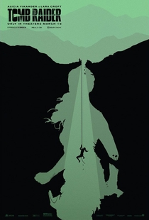 Tomb Raider: A Origem - Poster / Capa / Cartaz - Oficial 7